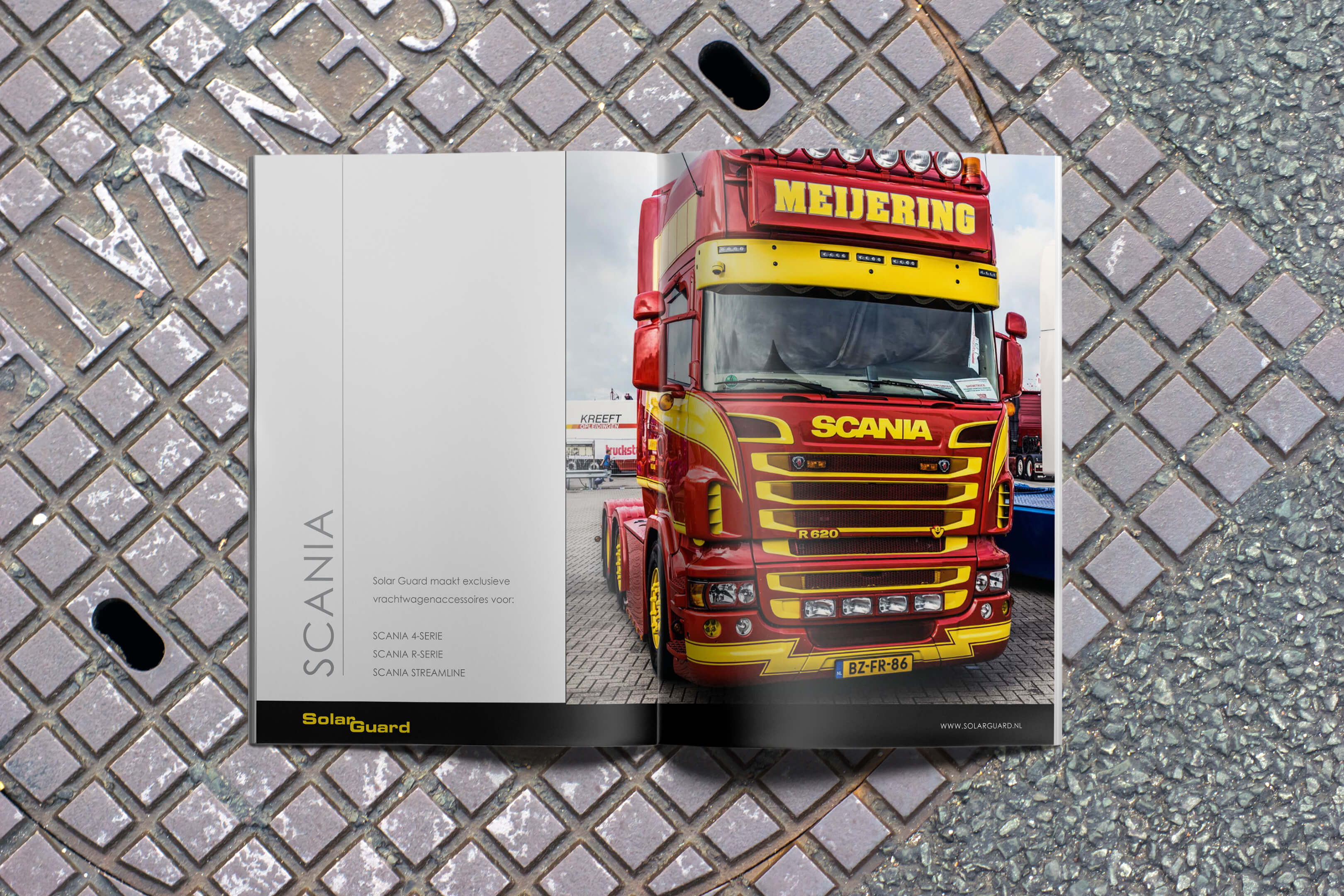 Brochure van SolarGuard Exclusive Truckparts 2016